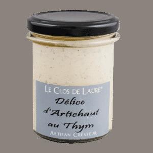 delice-d-artichaut-au-thym-vin-sens-la-cave-begles le clos de laure epicerie fine