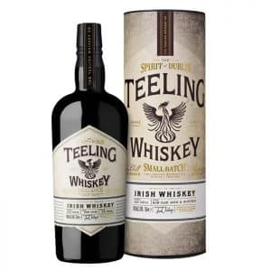teeling-small-batch vin sens la cave begles